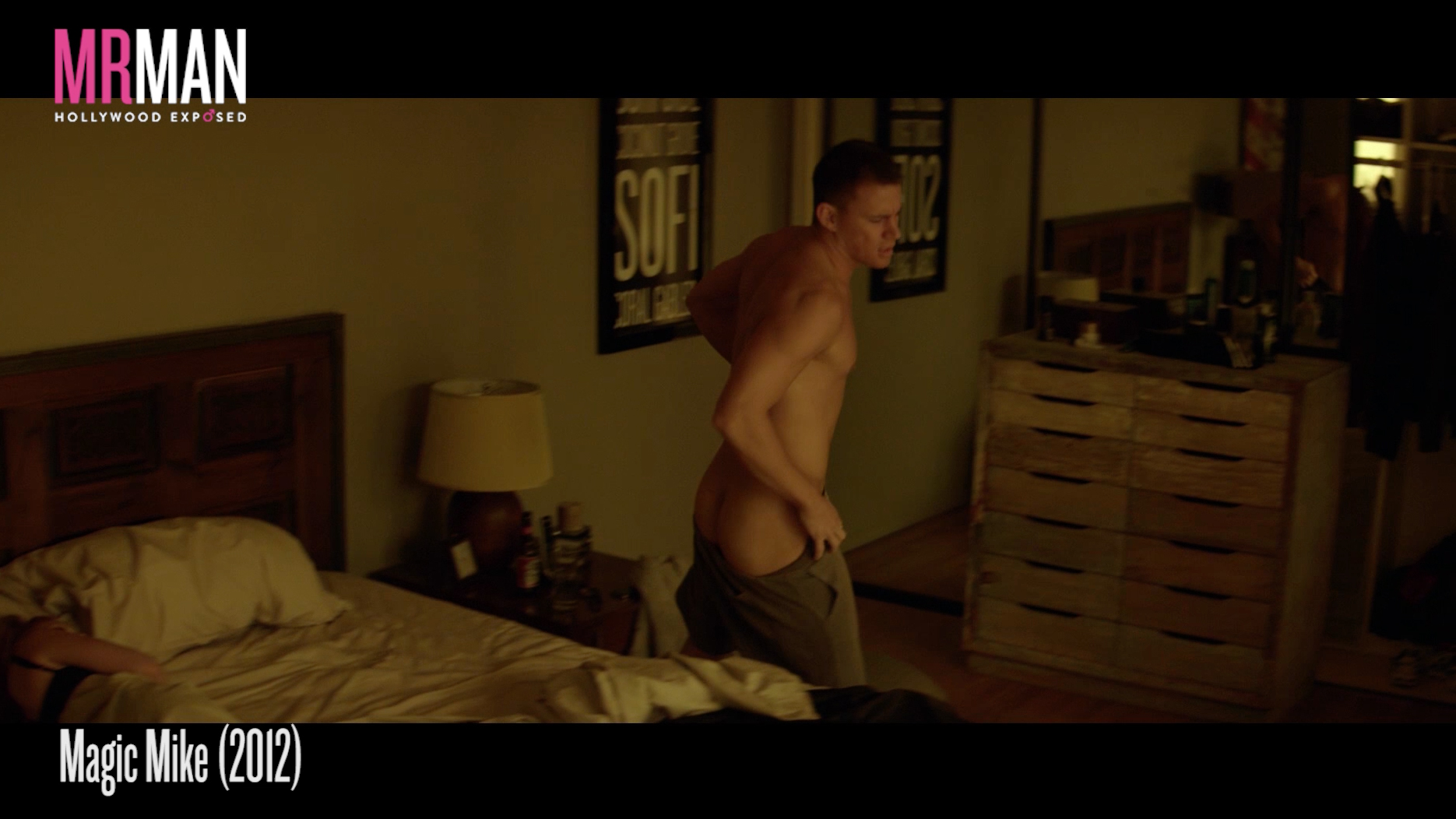 See Channing Tatum's Butt and More in Magic Mike!