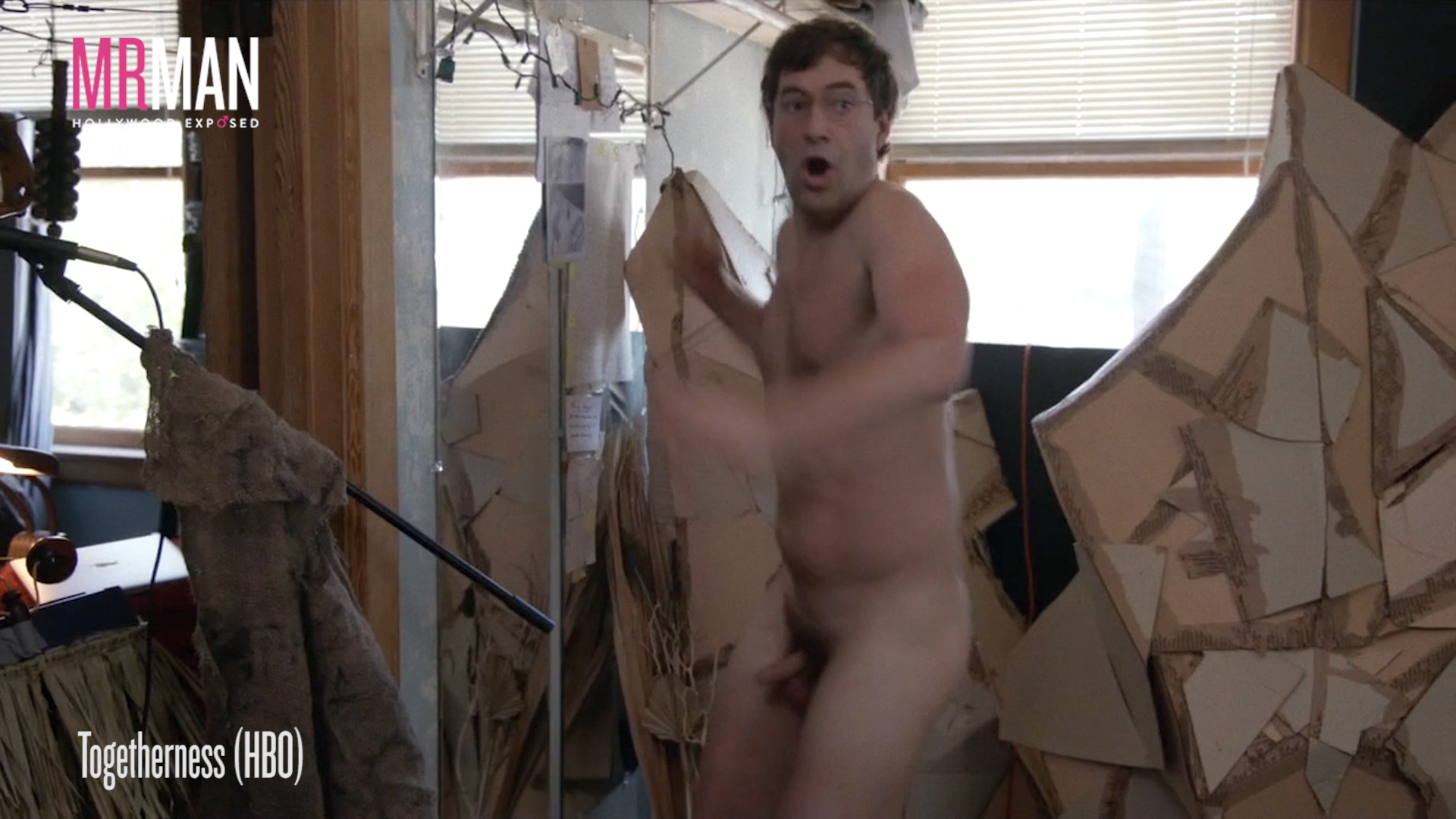 Until Next Time, Mark Duplass' Cock