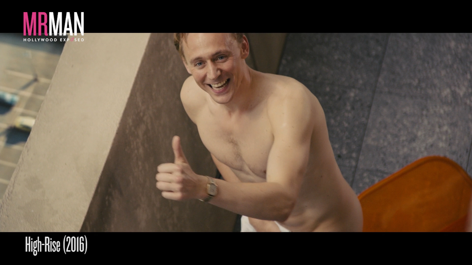 Tom Hiddleston's Dick Will Give You a High Rise