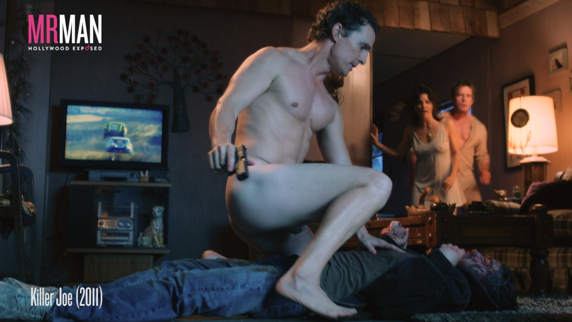 "Naked Matthew McConaughey is More Than ""Alright"""