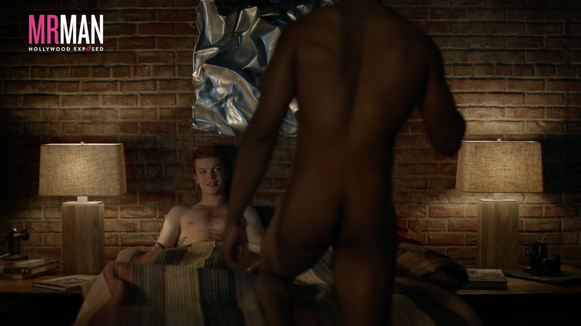 See the Trio of Shameless Nude Dudes