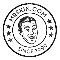 Mrskin stamp