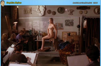 Sophia Myles in Art School Confidential (1)