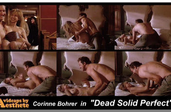 Corinne Bohrer in Dead Solid Perfect (1)