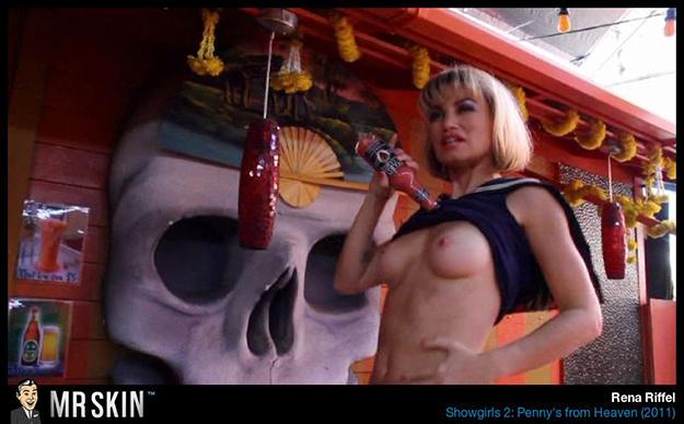 Rena in Showgirls 2