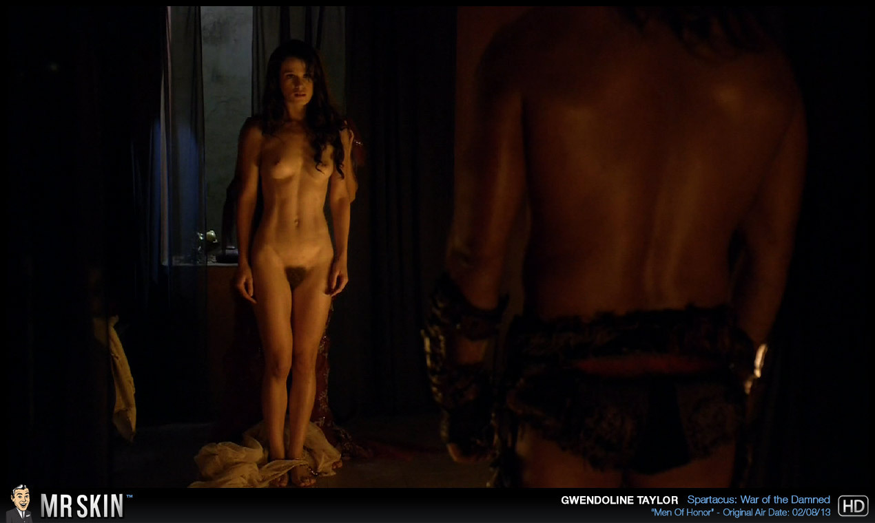 Lucy lawless amp jaime murray threesome sex in spartacus serie