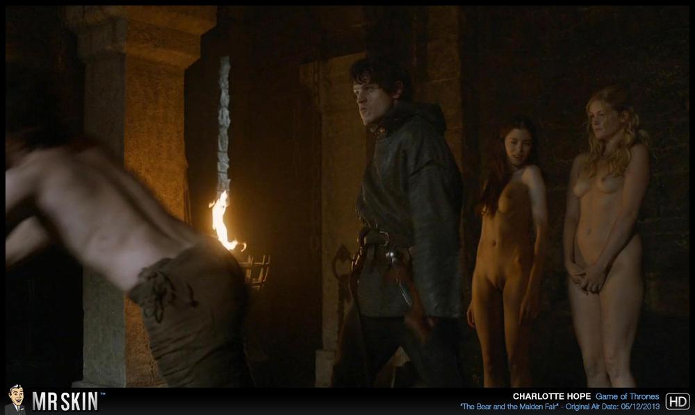 Game of thrones myranda nude