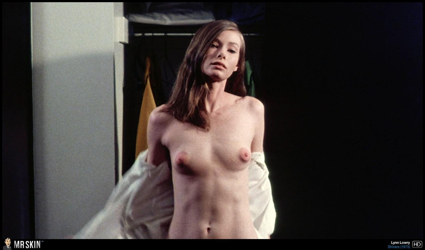 Naked girls shivering adult image