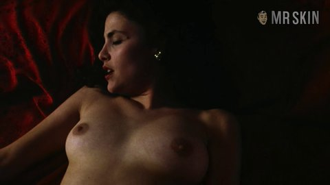 Sherilyn fenn nude scenes speaking