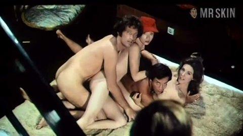 Swingin 70 s nude idea and