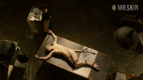 Splice Sex Scene