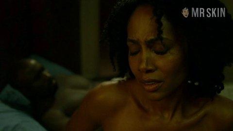 Simone missick nude