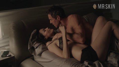 Sandrine holt sex scene