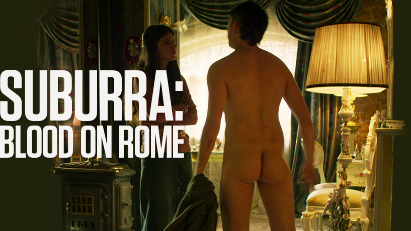 male nude scenes rome