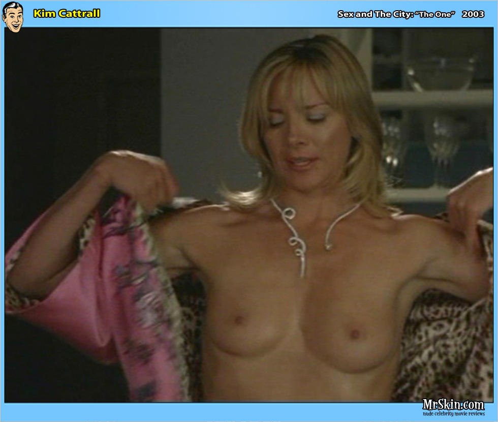 Kim Cattrall Nude Sex And The City