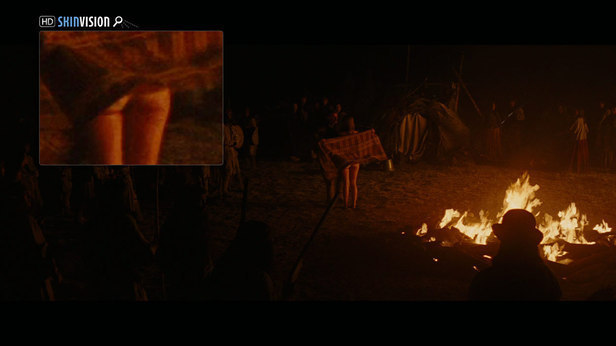 Topless Cowboys And Aliens Nude Scene Jpg