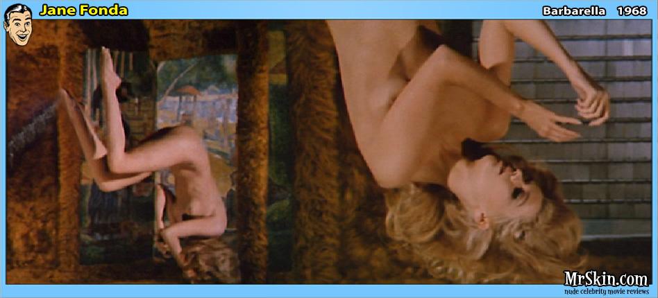 nude scenes from barbarella