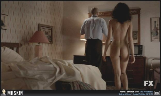 Tv Nudity Report The Americans, Spartacus, Shameless, Girls, House-9840