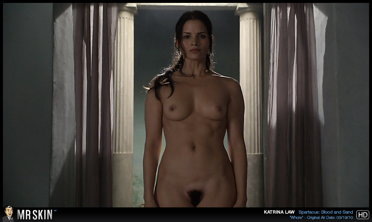 Naked Serie