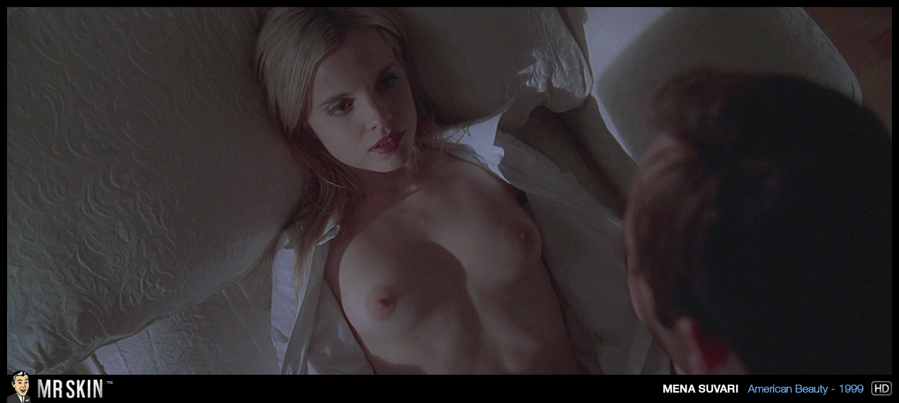 Young and beautiful nude scenes