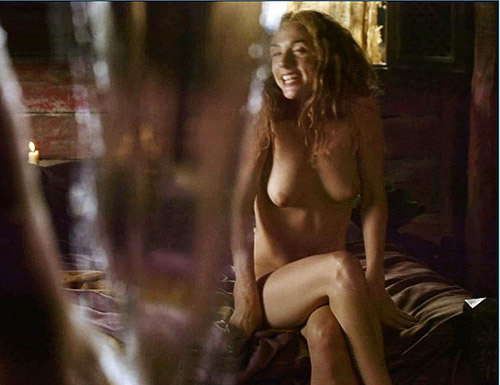 hbo rome sex scenes