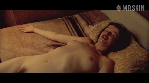 Hot Naked Woman Waving Photos