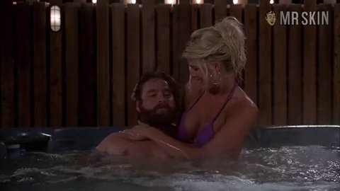 Victoria Silvstedt Hot Tub Out Cold 111