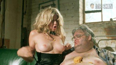 Big tits bra selfie