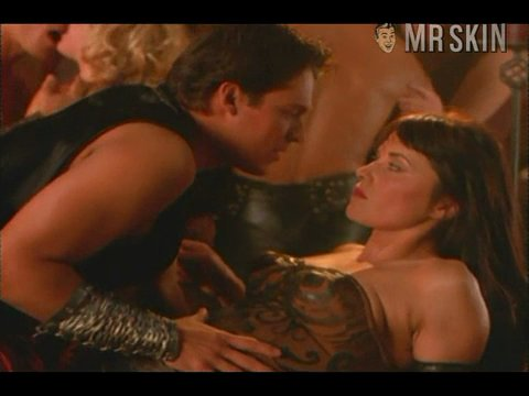 Mr lucy skin lawless