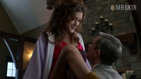 Kate Walsh Nude Scene